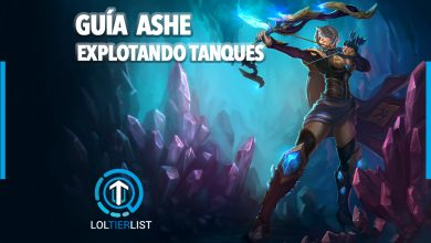 guide ashe masteries runes league of legends